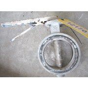 "6"" Keystone Butterfly Valve - ratchet"
