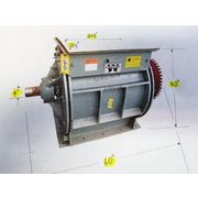 "WYESCO RECONDITIONED ROTARY  Cutter AIRLOCK Feeder - 21"" X 24"""