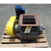 "10"" X 10"" Andritz Sprout Waldron Rotary Airlock Valve 1410 Std [rebuilt]"