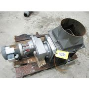 Used NBE National Bulk Equipment 3/4  HP Lump Breaker