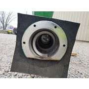 "Used 6"" dia. Control and Metering Volumetric Screw auger Feeder model VDS-C"