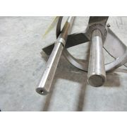 USED MIXER SHAFTS AND IMPELLLERS - STAINLESS STEEL