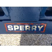 136 Square Ft Used Sperry Plate & Frame Filter Press Size 30