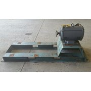 Used 40 HP Emerson Motor With Blower Base