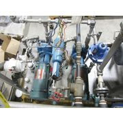 USED PRE-ENGINEERED 16 GPM CIRCULATING LUBE OIL SYSTEM COOLER
