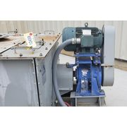 Used Ashtech Fly Ash Continuous Conditioner Mixer Model M-20