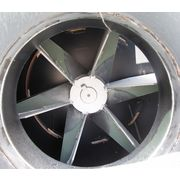 "11,000 CFM @ 22"" SP Used New York Blower Size 334 LS Series 30 GI"