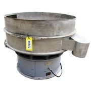 "Used 48"" Single Deck Stainless Steel Sweco Vibro-energy Separator"