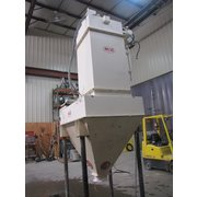 Used Mac Equipment Air-vent Pulse Jet Bin Vent Filter Collector, 44 Sq Ft