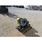 "Used 727 CFM @ 8"" SP New York Blower Compact Gi Size 125 Alum Fan"