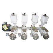 Used Bran+Luebbe Cerex Metering Pump Package