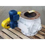 "Used 10"" MAC Rotary Airlock Valve model MTA60"