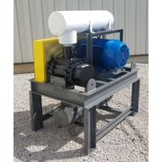 Used 50HP Tuthill PD Blower Package Model 4509-46L2 Rotary Positive Displacement