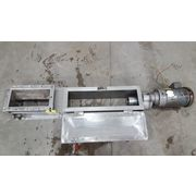 "Stainless Steel Housing And Drive For 3"" Helical Shaftless Screw"