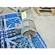 USED 1.5 HP GENERAL ELECTRIC MOTOR 143T