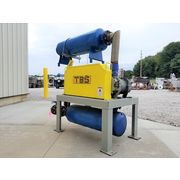 Used 60 HP Roots Rotary Lobe Blower Package - Model 409 RAM