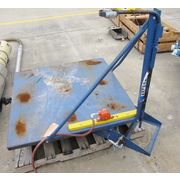 USED HERCULES CORNER TILT TABLE