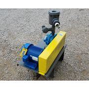 Used 7.5  HP Tuthill 4002-21l2 Vacuum Blower Package
