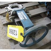 "USED 4"" DEZURIK SLIDE GATE - FIGURE 825"