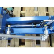 "10"" diameter NEWCON Knife Gate Slurry Valve with resilient seat [Unused!]"
