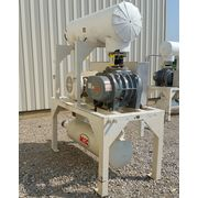 Used Mac 75  HP Pressure Blower Package Sutorbilt 4500 Gdhajca Size 812