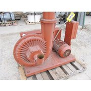 Used 10 HP Invincible Turboflow Blower - Model 75091