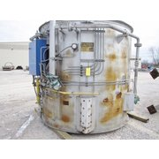 Used Stelter & Brinck Spray Dryer Calciner / Roaster