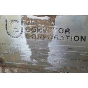 "Used United Conveyor Corp. Crusher Clinker Grinder - 27"" X 20"""