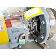 USED 3HP DURCO FLOWSERVE STAINLESS CENTRIFUGAL PUMP 1K3X1.5-8 MARK 3 STD
