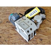 USED 1/4 HP TRIVAC ROTARY VANE PUMP - S4B/DS