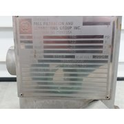 Used Pall Filtration Vertical Cartridge Stainless Steel Pressure Filter Housing