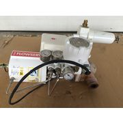 "USED 1"" FLOWSERVE AIR ACTUATED GLOBE VALVE"