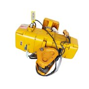 Used Harrington Electric 2 Ton Chain Hoist