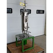 Used B. Braun Biotech Fermenter Stainless Steel Jacketed Pressure Vessel Reactor