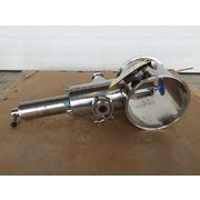 USED STAINLESS STEEL SAMPLING SYSTEMS SAMPLER