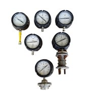 USED ASHCROFT PROCESS PRESSURE GAUGE (LOT)
