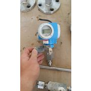 USED ENDRESS HAUSER PRESSURE TRANSMITTER (LOT OF 6)