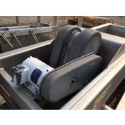 Used KEY TECHNOLOGY Stainless steel VIBRATING CONVEYOR