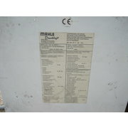 Used Mahle Druckluft Refrigerated Compressed Air Dryer