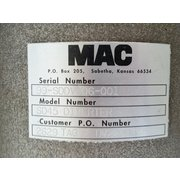 MAC SCALE VALVE DIVERTER - MODEL SD45