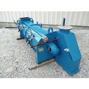 Littleford 11 Cu Ft Plow Mixer Conditioner - Model Km-600-d