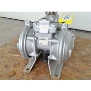 "USED 1-1/2"" STAINLESS WARREN RUPP SANDPIPER DIAPHRAGM PUMP - SB1"