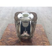 "USED 2"" WILDEN DOUBLE DIAPHRAGM PUMP M8"