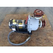 USED 3HP PACER SELF-PRIMING CENTRIFUGAL PUMP - SPRY1-1/2FL D3.0C