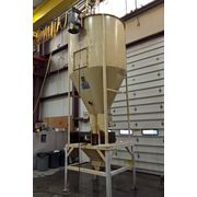 Used Prater Industries Super Twin Vertical Auger Mixer Blender