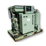 Used 75 HP Sullair Air Compressor LS-16