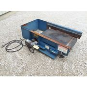 "Used 35"" Wide x 4' Long Traveling Belt Feeder"