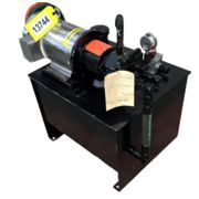 Used Hydraulic Powerpack Unit, 5 HP