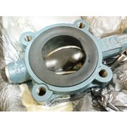"Unused 3""Ø EBRO Armaturen Resilient Seated Butterfly Valve"