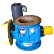 "Used 8"" Smoot Rotary Airlock valve"